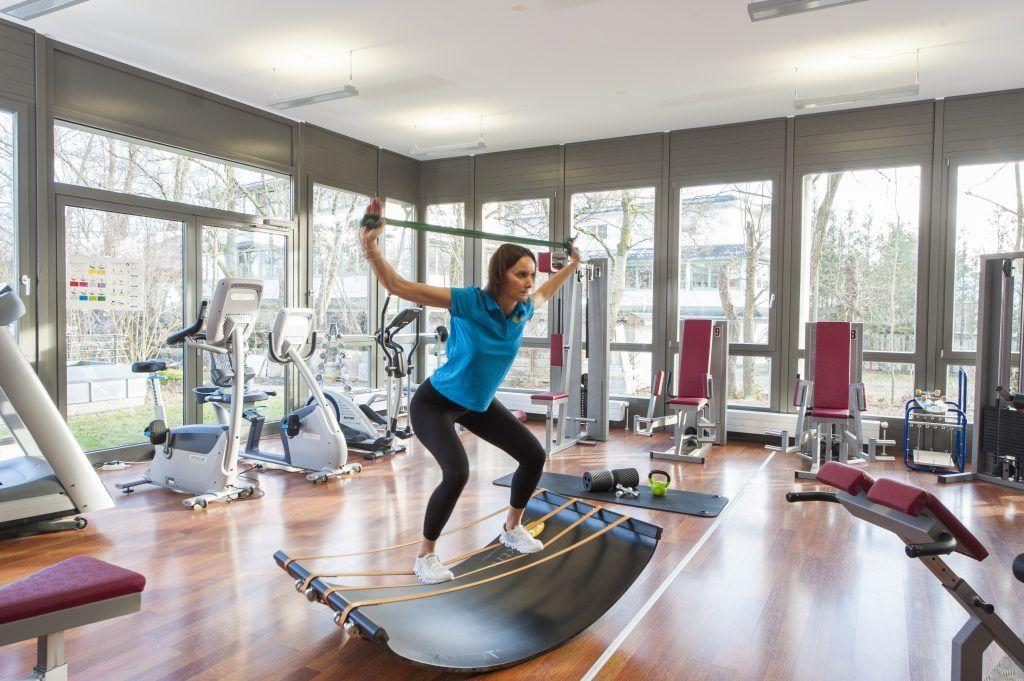 Physiotherapie Starnberg Reaktiv